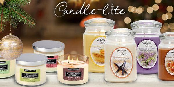 Originální svíčky od Candle Lite