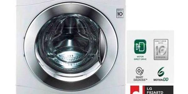Pračka LG F82A8TD Premium