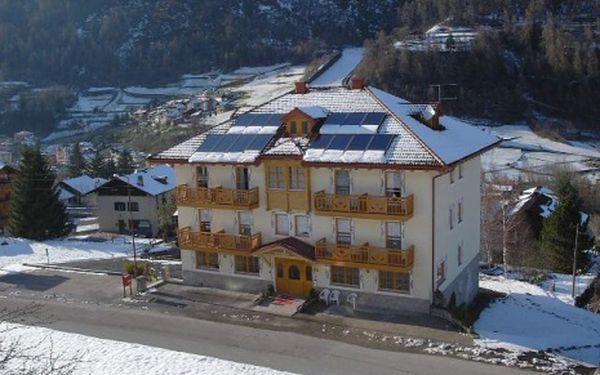 Itálie, oblast Marilleva/Folgarida, polopenze, ubytování v 3* hotelu na 6 dní