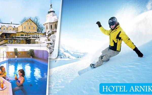 Prožijte spolu zimní dovolenou v Krkonoších!