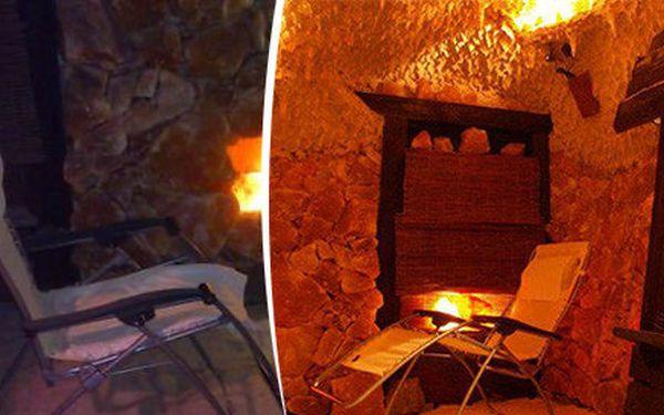 Darujte svým blízkým 2 vstupy do solné jeskyně Krystalka (ke každému vstupu dítě zdarma)