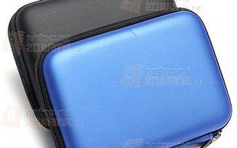 Pevné pouzdro na externí harddisk - modrá a poštovné ZDARMA s dodáním do 3 dnů! GARANCE DORUČENÍ DO VÁNOC - 9999911524