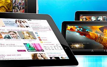 """9"""" tablet s OS Android: s HD duálním foťákem a 2jádrovým procesorem!"""