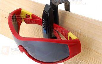 Držák na brýle s praktickým klipem a poštovné ZDARMA! - 9999903676