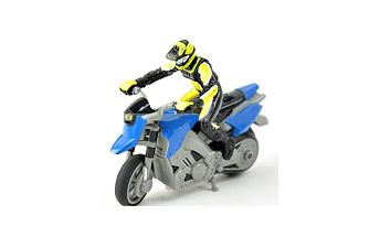 RC motorka 1:43 Mini Infrared