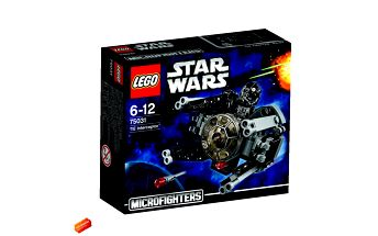 LEGO Star Wars TM 75031 - TIE Interceptor™