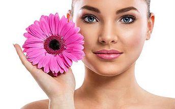 Kosmetika: Hloubkové čištění ultrazvukem s regenerací