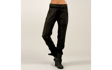 Dámské khaki kalhoty Angels Never Die