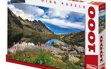 DINO 532069 - Puzzle 1000 dílků - Vysoké Tatry