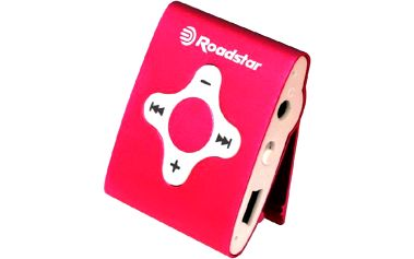 Kompaktní MP3 přehrávač Roadstar MP425PK