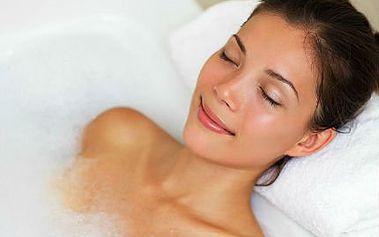 Wellness balíček: koupel, infrasauna, masáž a zábal!
