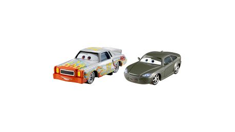 CARS 2 dvojbalení Bob Cutlass a Darrell Cartrip