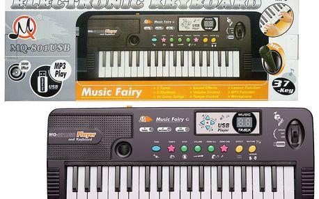 HM Studio 21P801USB - Elektronické klávesy 37 kláves