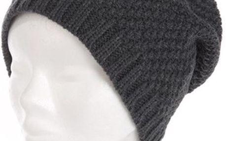 Stylový pletený pánský bonnet