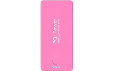 Powerbanka PQI i-Power 5000C Pink