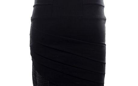 Dámská černá sukně Angels Never Die