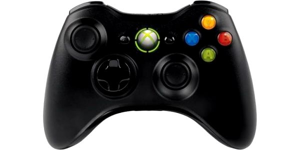 Gamepad Microsoft Wireless Controller (NSF-00002)