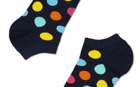 Hravé nízké ponožky od Happy Socks