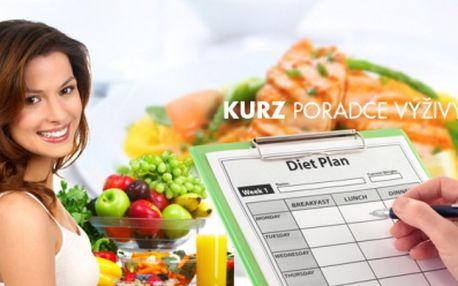 Akreditovaný rekvalifikační kurz Poradce výživy! 2 měsíce teorie i praxe! Ponořte se do tajů zdravé výživy!