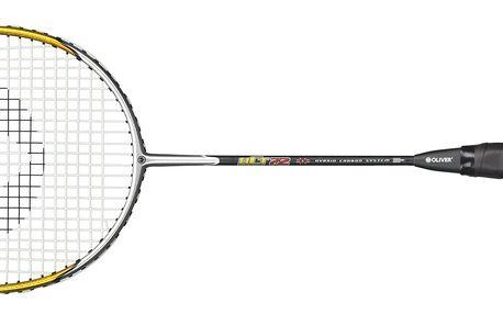 Karbonová badmintonová speciálka vhodná nejen pro turnajové hráče! Exkluzivní cena 599 Kč!