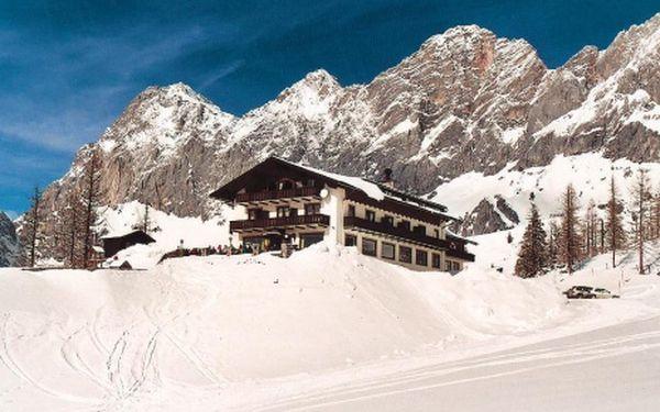 Rakousko, oblast Schladming / Dachstein, polopenze, ubytování v 3* hotelu na 8 dní