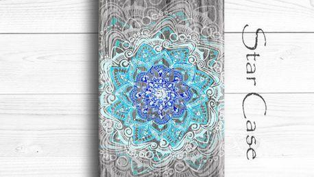 Obal na iPhone 5/5S Wood Mandala
