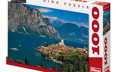 DINO Puzzle 1000 dílků MALCESINE