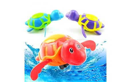 Natahovací zvířátko do vody - želva a poštovné ZDARMA! - 9999915906