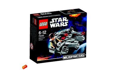 LEGO Star Wars TM 75030 - Millennium Falcon™ (Jestřáb milénia)