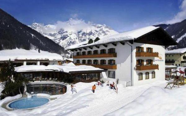 6 dnů pro 2 all inclusive v Alpách a 3 děti do 7 let zdarma - akce roku!