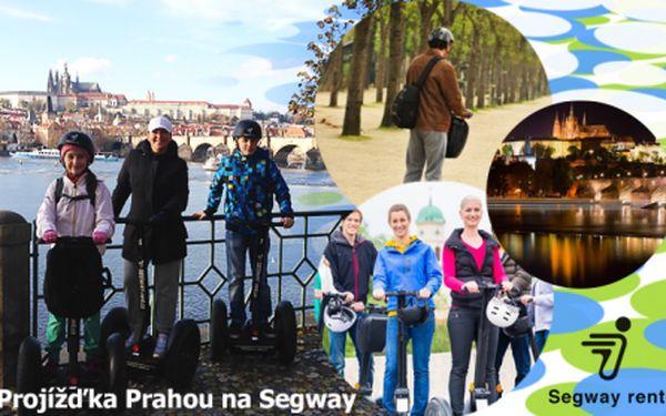 Nejlevnější JÍZDA NA SEGWAY v centru Prahy! Na výběr z 5 nejoblíbenějších tras, startuje se od Obecního domu! Vyjížďka plná adrenalinu, romantiky, zábavy i nových výzev: dárek, kterým zabodujete!!!
