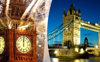 Poslední 2 místa pro dvojici do 2lůžkového pokoje! Silvestr v Londýně za 4999 Kč – 5denní autokarový zájezd s hotelem IBIS a s návštěvou Oxfordu! Velkolepé oslavy ve vánočním Londýně jsou zážitek na celý život! Tradiční HIT CK Hello Tour.