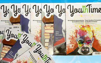 Předplatné časopisu Youth time se slevou