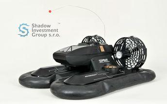 RC vznášedlo Radio controlled hovercraft nimh