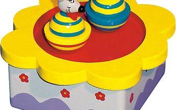 Hrací skříňka - myšky Bino 83528