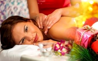 Exkluzivní masáž dle výběru z 9 druhů. Pomerančová, mandlová,... Tip na relaxační dárek.