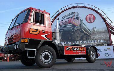 Staňte se řidičem driftovacího trucku. Super zážitek!