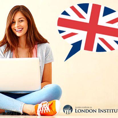 12, 24 a 36 měsíční kurz angličtiny za akční cenu s 90% slevou!