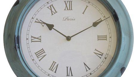 Moderní nástěnné hodiny v originálním provedení