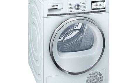 Sušička prádla Siemens WT48Y780EU kondenzační