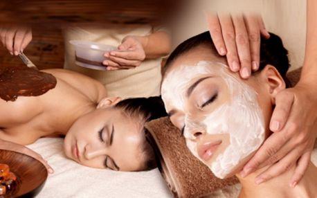Beauty day díky kompletnímu relaxačnímu balíčku! Kosmetika, čoko masáž, rybičková terapie, lifting!