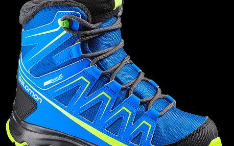 Dětská zimní obuv Salomon Ota mid Jr.