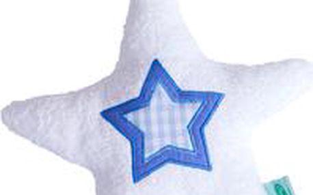 Polštářek s hvězdičkami
