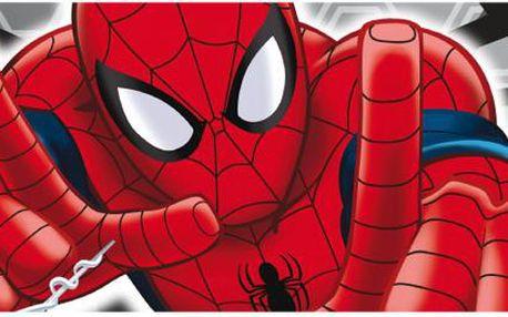 Chlapecká fleecová šála (17,5x115cm) - Spiderman