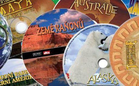 Výprodej 250 jedinečných filmů na DVD