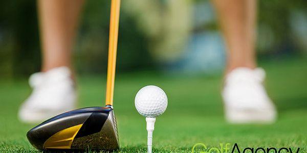 Golfový kurz ALL INCLUSIVE se zkouškou golfové způsobilosti a ziskem HCP 54 pro 2 osoby