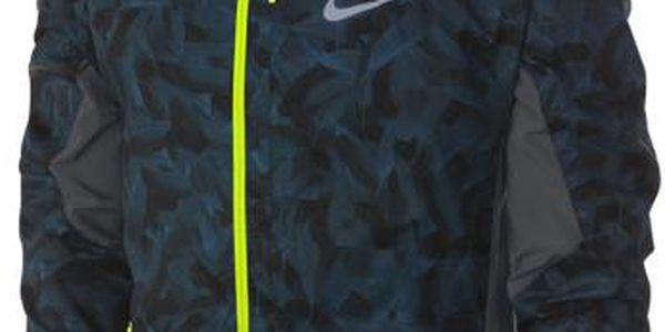 Pánská běžecká bunda Nike Printed Trail Kiger Jacket