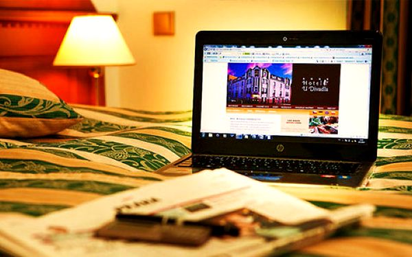 Víkend v luxusním 4* Hotelu U Divadla v Praze pro DVA. Dítě do 18 let zdarma3