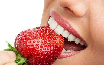 Zářivý úsměv: Šetrné bělení zubů bez peroxidu se slevou 84 %