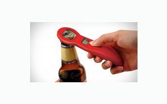 Vtipný a zaručeně praktický dárek – otvírák na lahve s počítadlem za 79 Kč! Buďte vždy v obraze!